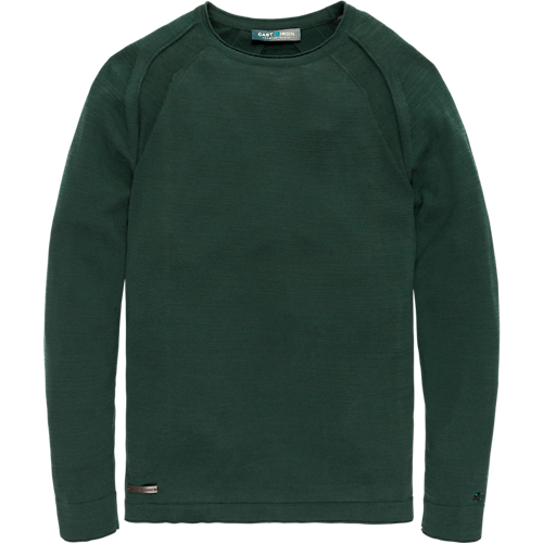 LIGHT COTTON CREWNECK