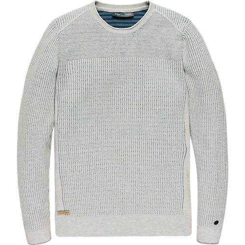 DOUBLE KNITTED CREWNECK