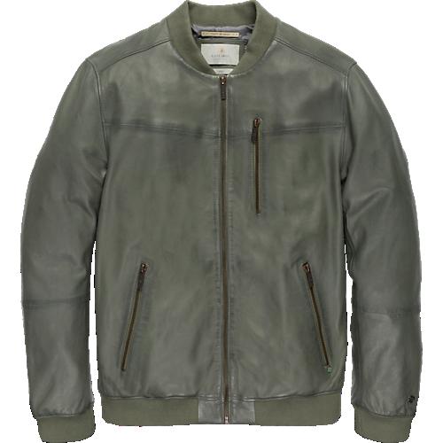 Bomber jacket -Sheep leather