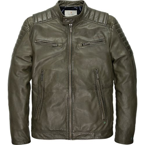 Racer jacket - Sheep leather