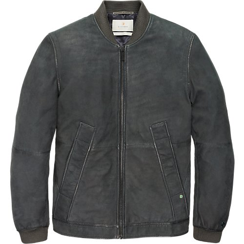 Bomber jacket - Sheep leather