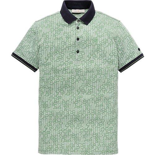 Jersey Jacquard Polo