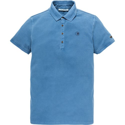 Light Pique Washed Polo