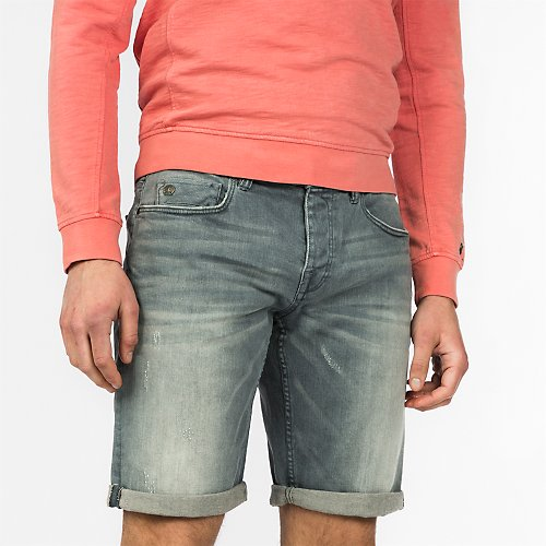 Cope Short -Summer Grey Worn