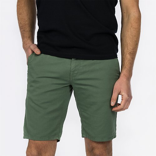 Cope Chino Short -Cotton Linen