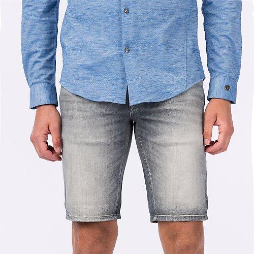 Cope Short -Stone Wash Grey