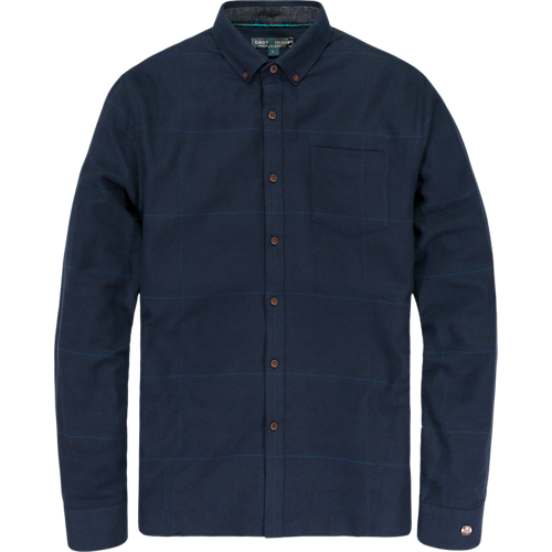 MOULINE CHECK SHIRT