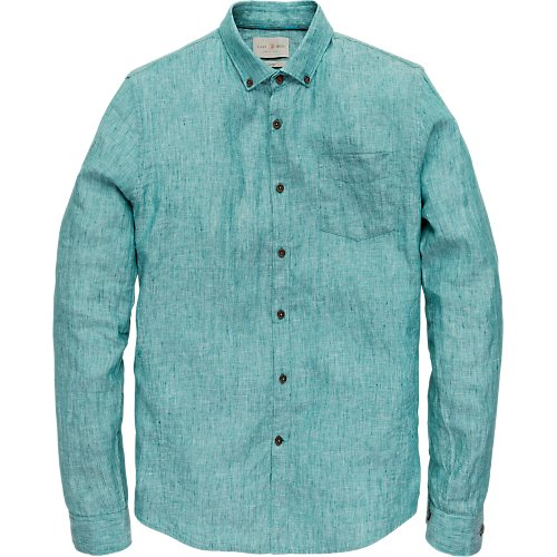 Cotton Linen Long Sleeve Shirt