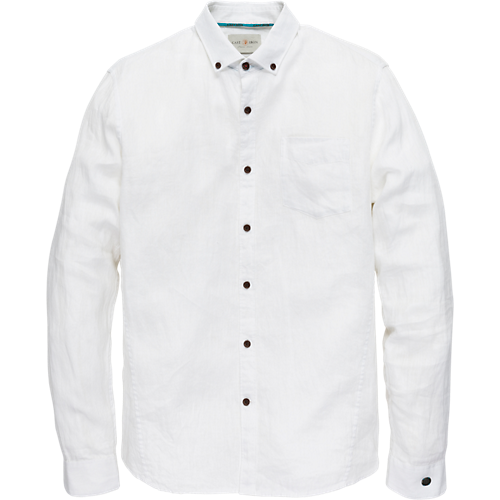 Cotton Linen Long Sleeve Shirt