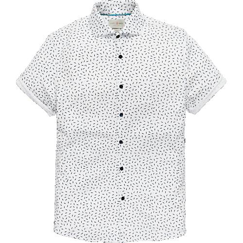 Short Sleeve Shirt Printed Shirt