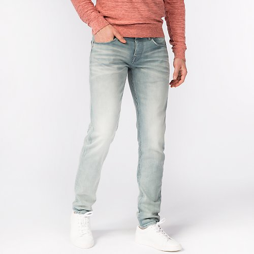 Cope Tapered -Tinted Grey Blue