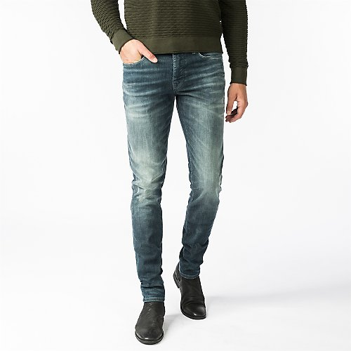 Cope Tapered - Green Grey Comfort