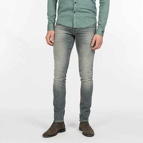 Cope Tapered- Stone Wash Grey