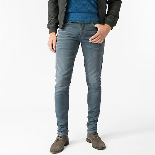 Cope Tapered - Grey Ocean Coated