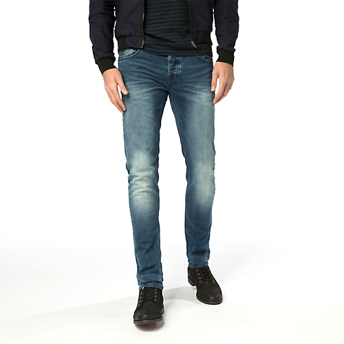 MID AGED SWEAT RISER JEANS