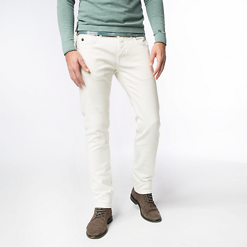 SUMMER WHITE COPE PANTS
