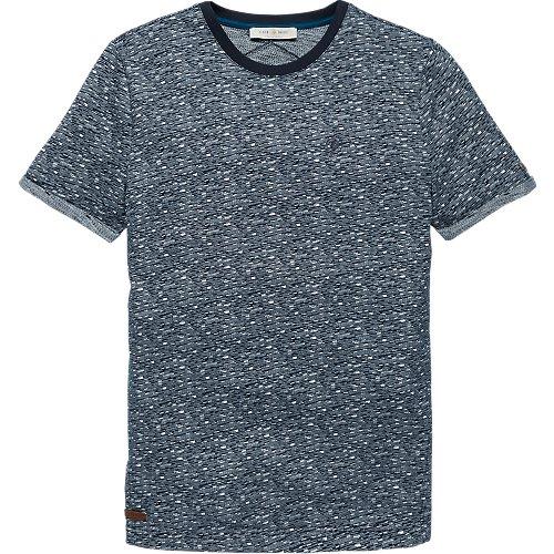 Jacquard Jersey short sleeve T-shirt