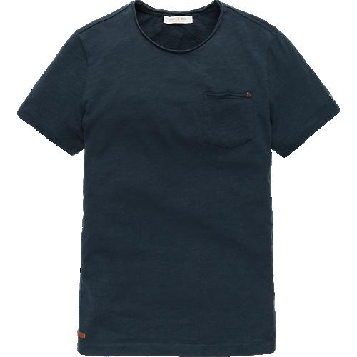 Slub Jersey short sleeve T-shirt