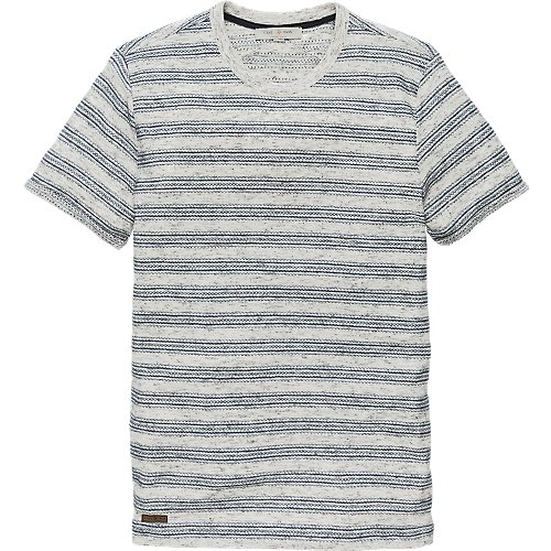 Stitched Striped T-shirt