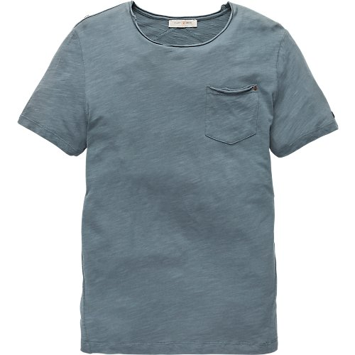 Slub Jersey short sleeve T-shirt