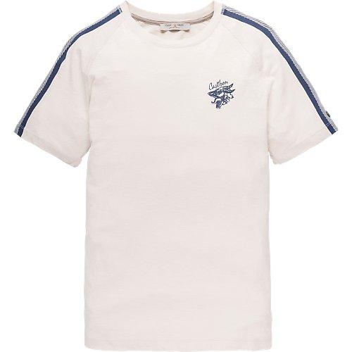 Branded back print T-shirt