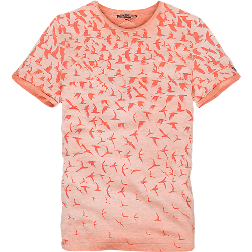Bird Printed T-Shirt