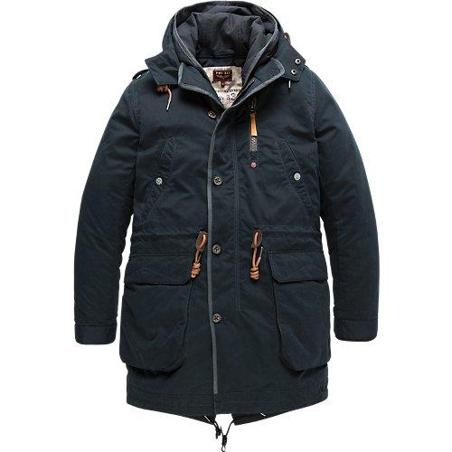 Rode Heren Winterjas.Zomer Sale Heren Jassen Officiele Pme Legend Online Store Nederland