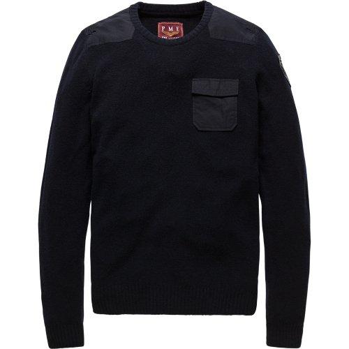 Commando Pullover