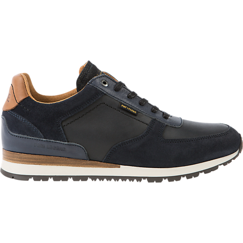 SPARTAN LEATHER SNEAKERS
