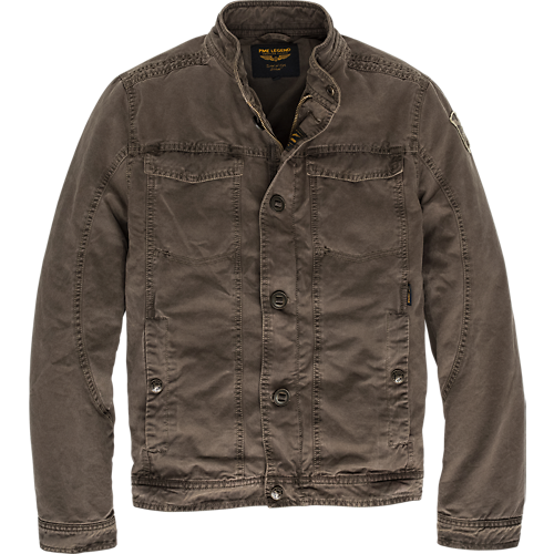 COTTON INTERCEPTOR JACKET