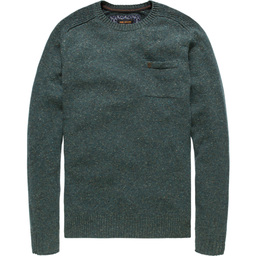 SOFT WOOL ROUNDNECK