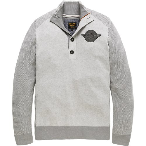 Cotton Plated Pullover