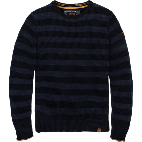 MIX CREWNECK KNIT