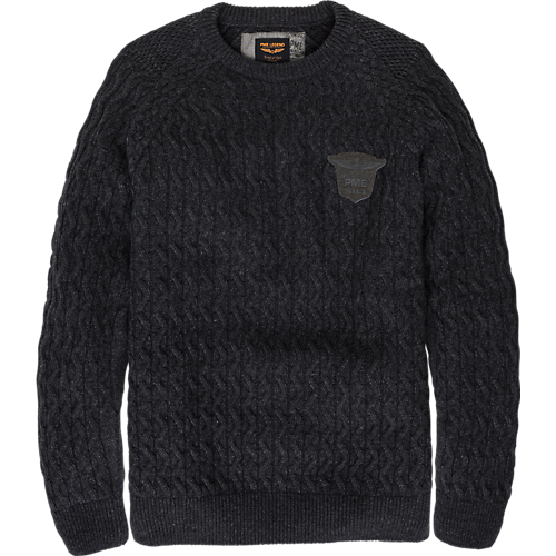 Lambswool Crew-neck