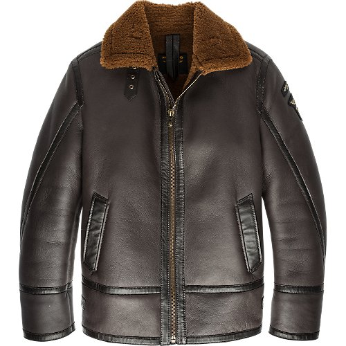 LAMMY SHEEPSKIN JACKET