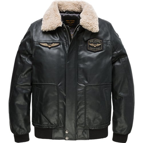 HUDSON LEATHER JACKET