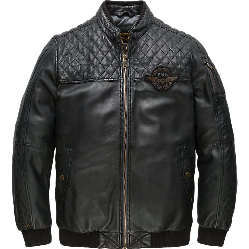 KEYSTONE LEATHER JACKET