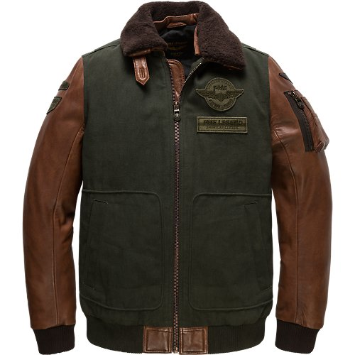 STARLIFTER LEATHER JACKET