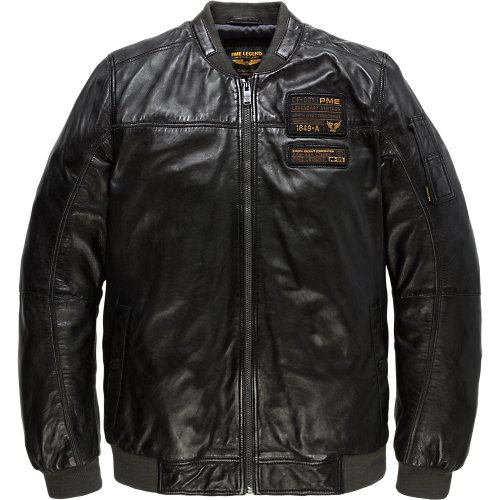 LEATHER LYSANDER JACKET