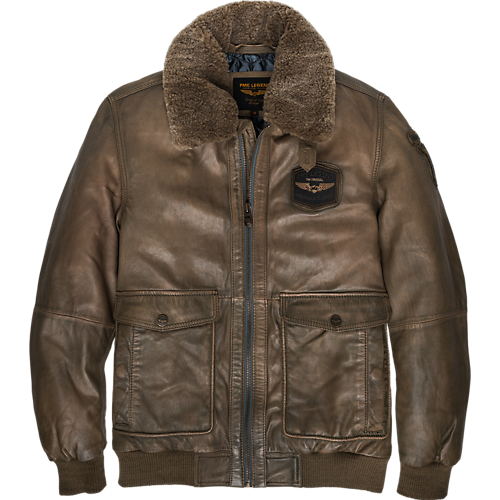 Greenville Bomber Jacket