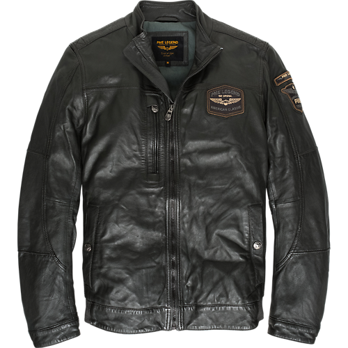 JUNKERS LEATHER JACKET