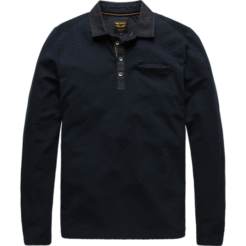 HOLTON LONG SLEEVE POLO