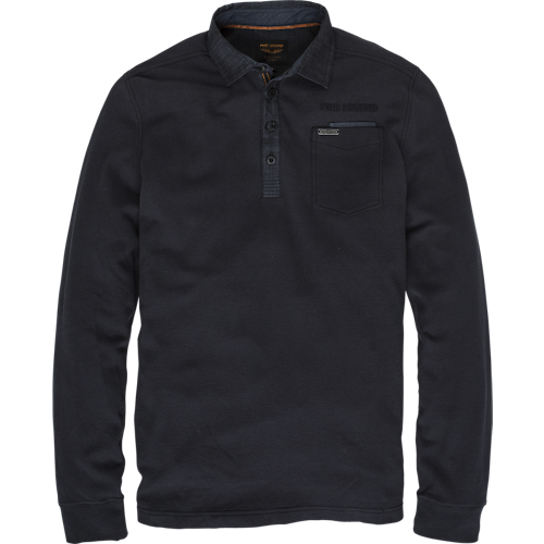 SHERIDAN LONG SLEEVE POLO