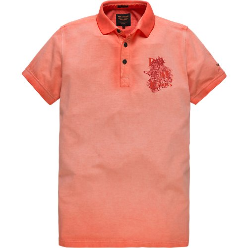LIGHT SHORTSLEEVE POLO
