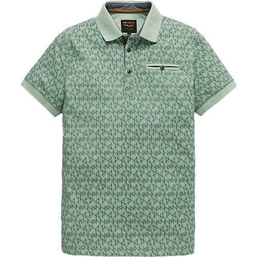 SINGLE JERSEY SHORTSLEEVE POLO