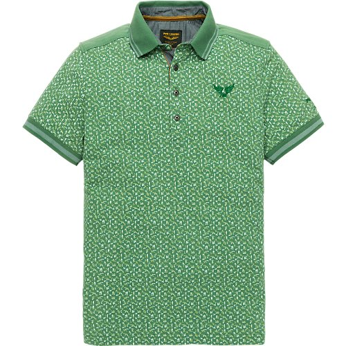 JERSEY SHORTSLEEVE POLO