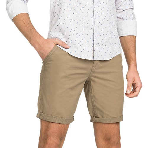 Wingtip shorts