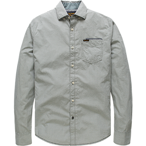 LONGSLEEVE CHECK SHIRT