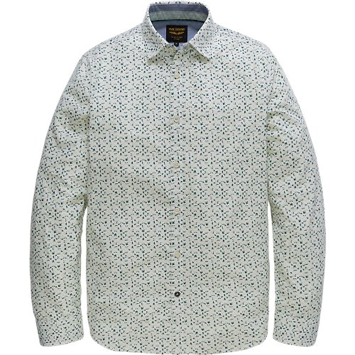LONG SLEEVE SHIRT POPLIN PRINT