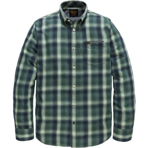 LONG SLEEVE SHIRT CHECK